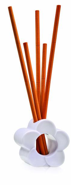 SmartScents Halter Weisse Blume / Porte-bâtonnets SmartScents - Fleur blanche Decoration, Halter, Lifestyle, Spring, Creative, Vases, White Flowers, Pottery, Puertas