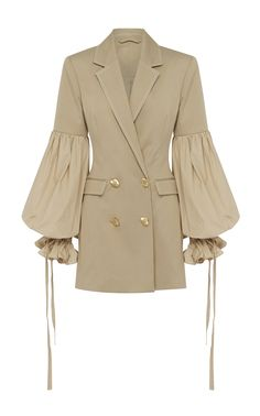 Consonance Crepe Blazer Dress by Aje Kpop Fashion Outfits, Stage Outfits, Blazer Fashion, Mode Outfits, Hijab Fashion, Chic Outfits, Korean Fashion, Fashion Dresses, Haute Couture Style