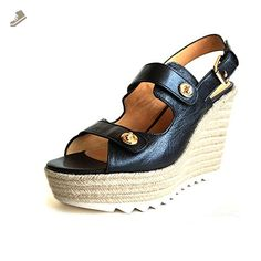 9f5c77339d1f Coach Electra Women US 9 Brown Wedge Sandal. The style name   style number  is Electra   Color  Saddle. Width  B(M).
