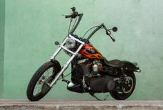 Dyna Ape Hangers photos ? - Page 17 - Harley Davidson Forums