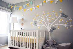 10 tendances en matière de décoration de chambre de bébé ou d'enfant