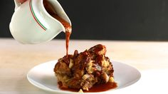 From the Rachael Ray show on 11.6.14- Apple Pecan Bread Pudding in the crockpot!