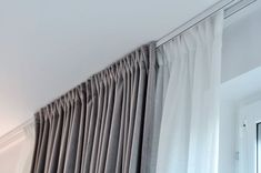 Super Diy Home Decor Bedroom Curtains 69 Ideas Diy Home Decor Bedroom, Small Room Bedroom, Home Living Room, Interior Design Living Room, Living Room Decor, Curtain Inspiration, Stores, Diy Gardiner, Ceiling Curtains
