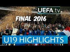 France U19 4-0 Italy U19 - All Goals & Highlights –Final Euro 24 July 2016