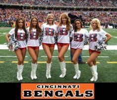 Sports-Football-Cincinnati Bengals-Cheerleaders Bengals Cheerleaders, Buccaneers Cheerleaders, Jeffrey Campbell, Sports Football, Baseball, Cheer Picture Poses, Professional Cheerleaders, Cheer Dance, Sporty Girls