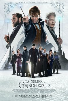 Fantastic beasts: Grindelwald's crime holds another new poster . - Harry Potter & Phantastische Tierwesen - Alles zur Wizarding World! Movies To Watch List, New Movies, Good Movies, Awesome Movies, Imdb Movies, Movies Free, 2018 Movies, Netflix Movies, Scary Movies