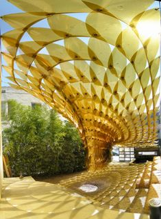 The Shadow Structures - Ball-Nogues Studio