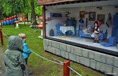 Amusement Park Zatorland - Poland Park Rozrywki Zatorland