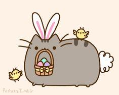 Easter Bunny Pusheen