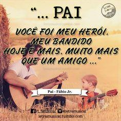 Fábio Jr. - ♫ Pai ♫