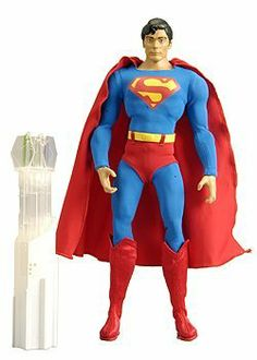 Mattel DC Universe 2010 Movie Masters Exclusive 12 Inch Action Figure Christopher Reeves as Superman by Mattel Toys. $89.75. Along with a completely new, more muscular physique that befits a hero of his stature, the son of Jor-El comes with interchangeable hands (flight and punching) and a piece of the Fortress of Solitude with removable information crystals.. Arguably the definitive Superman figure in the collectordemanded 12 scale, this highlyarticulated Movie Masters figu...