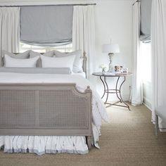 coastal style simple yet elegant #coastal #bedroom #bedroomdecor