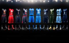 Introducing away court advantage.  Silence the crowd. Steal the show.  The new Nike Hyper Elite Road Uniforms.