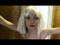 Maddie Ziegler Behind Elastic Heart - YouTube