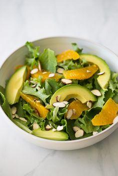 Avocado & Citrus Salad