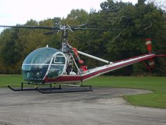 hiller helicopter - Google Search