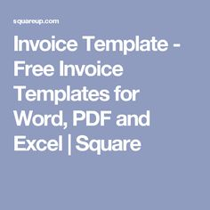 Ikea Receipt Lookup Word Pinterest  The Worlds Catalog Of Ideas Travel Receipt Organizer Word with Personalised Receipt Book Pdf Invoice Template  Free Invoice Templates For Word Pdf And Excel  Square Buy Receipts Excel