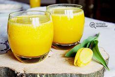 cytryna + pomarańcza + kurkuma + imbir + miód http://zielonekoktajle.blogspot.com/2016/05/cytryna-pomarancza-kurkuma-imbir-miod.html