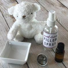 Simple  Sweet Dreams Essential Oil Sleep Spray