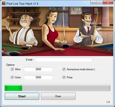 Pool Live Tour Hack tool