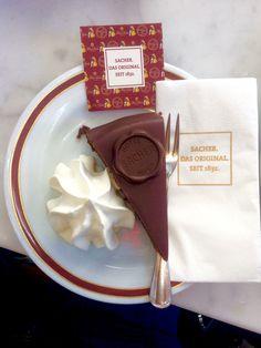 チョコレートケーキの王様ザッハトルテ門外不出レシピの物語