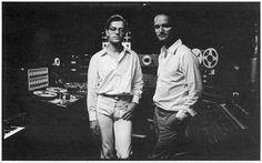 Ralf Hutter & Florian Schneider (Kraftwerk, 1974-1982)