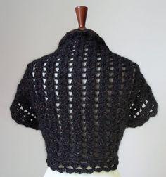 Crochet Shrug - LUX Version