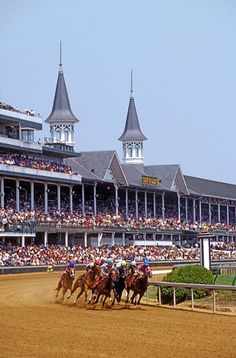 Kentucky Derby - Churchill Downs, Louisville, Kentucky