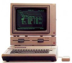 The Apple II, or Apple ][, became one of the most popular computers ever. Although it is a vast improvement over the Apple I, it contains the same processor and runs at the same speed.