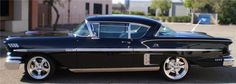 1958 chevy impala for sale - Google Search