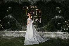 'La Bella y la Bestia': Emma Watson usa vestido hecho con desperdicio de tela en premiere | Cinescape