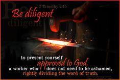 2 timothy 2, faithful ministers of a faithful God
