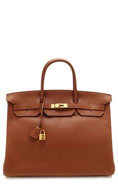 authentic hermes bags outlet - Hermes Birkin Flag Bag 35 Ficell/Orange/Fauve Barenia/Toile H ...