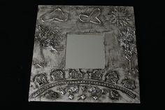 "Wanddeko - Metal Art Bild ""Summer City"" Aluminium Art, 3D - ein Designerstück von Angelas_Kreativwelt bei DaWanda"