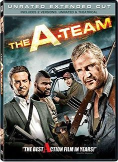Liam Neeson & Bradley Cooper & Joe Carnahan-The A-Team