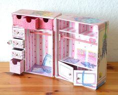 Mini Baby Born großer Kleider-Schrank Koffer Mitnehmkoffer TIPTOP RAR in Spielzeug, Puppen & Zubehör, Babypuppen & Zubehör | eBay!