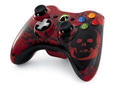 Gears Of War controller