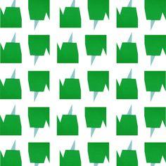 pattern ♣. By al borde llama