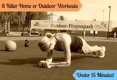 8 home workouts