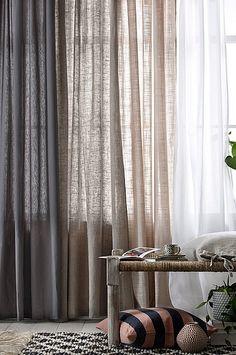 4TYPES EUROPEAN ROMANTIC BEAUTIFUL JACQUARD WHITE NET CURTAIN FOR SMALL WINDOWS