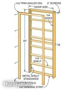 12 Simple Storage Solutions - Article | The Family Handyman