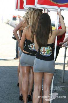 Risultato dell& per alfa romeo girls # TheFast & theLuxurious - Alfa Romeo, Grid Girls, Auto Gif, Promo Girls, Umbrella Girl, Promotional Model, 1957 Chevrolet, Chevrolet Chevelle, Biker Chick