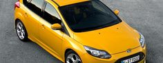 Ford Focus to Get Diesel Version to Compete with the VW Golf GTD - Carscoops New Ford Focus, 2012 Ford Focus, Vw Golf Gtd, Sell Used Car, Used Cars Online, Ford Rs, Honda Bikes, Chrysler Jeep, Ford Motor Company