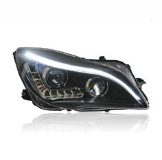 1993-1996 Buick Regal Chrome/Clear Euro Headlights - TYC - L and R ...