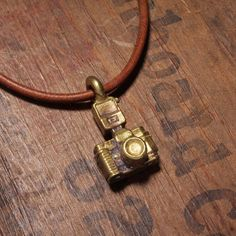Camera Necklace / by We Are All Smith