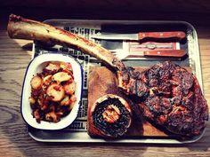 bbq tomahawk steak -aDDicted