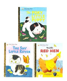 Little Golden Books | Daily deals for moms, babies and kids http://www.zulily.com/invite/kcrim608