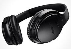 Der Bose QC35 Noice Cancellation Kopfhörer ist ein würdiger Nachfolger für den QC25 – hier die Tests und Erfahrungen!