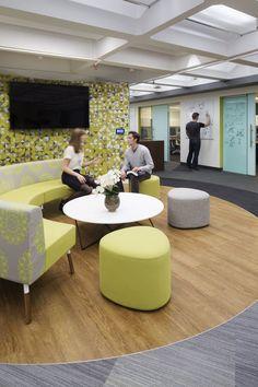 Northeastern University Offices - Boston - Office Snapshots