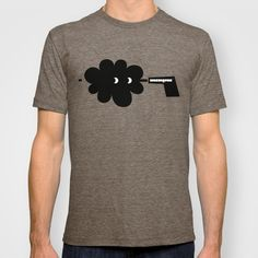 Trademark SPLASH - idokungfoo.com T-shirt by simonfoo - $18.00